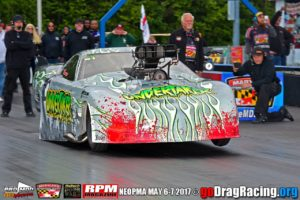 Tommy Gray Pro Mod Boosted Record Holder