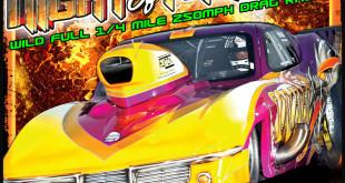 Atco Dragway's NIGHT OF THRILLS Featuring NEOPMA Pro Mods