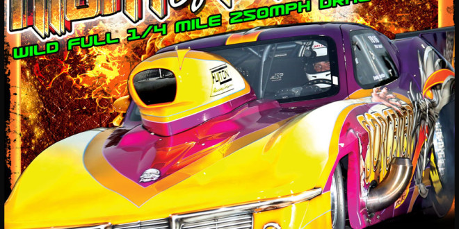 Atco Dragway's NIGHT OF THRILLS Featuring NEOPMA Pro Mods