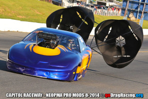 Dwayne Wolfe Pro Modified Champion NEOPMA 2014