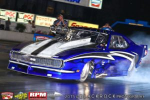 Kevin McCurdy Pro Mod Boosted Record Holder