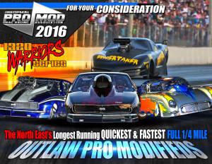 NEOPMA Pro Mod Series Sponsorship Handout Overview