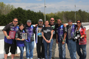 The Northeast Outlaw Pro Mod Association Officials