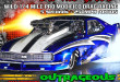 NEOPMA Pro Mods Drag RAcing Flyer Design