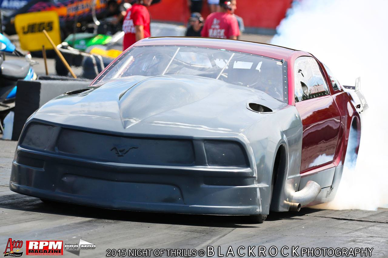 drummond-race-cars-pro-mod-mustang - Northeast Outlaw Pro Mods