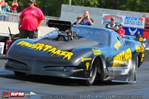Tommy Gray Corvette Pro Mod sets LOW ET Of NEOPMA Pro Mods Atco Raceway