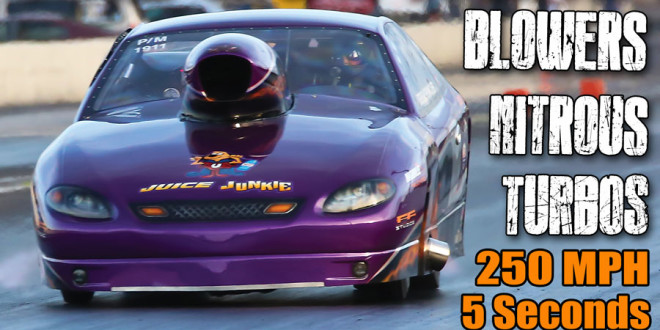 Pro Mods at Atco Raceway Event Flyer