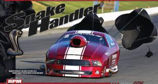 Robert Patricks Super Snake Mustang Pro Mod In RPM Magazine