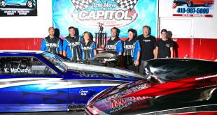 Captiol Raceway Pro Mods At NEOPMA
