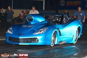 Dean Marinis Jerry Bickel C7 Corvette Pro Mod