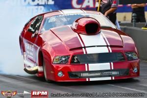 Robert Patrick Pro Mod Mustang