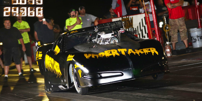 Tommy Gray Outstanding At Capitol Raceway Pro Mods New Record Set