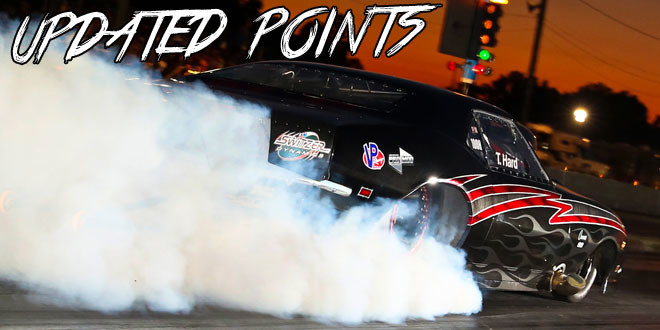 Updated Pro Modified Drag Racing Points NEOPMA Series