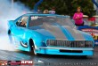Andy Jensen Smoking the tires single turbo camaro pro mod
