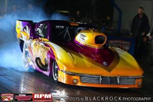 Fredy Scriba Corvette Pro Mod