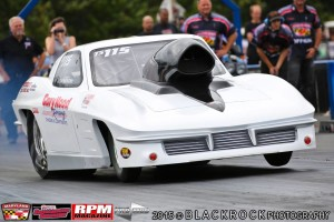 Gary Hood of Gary Hood Race Cars has been progressing well in his brand new Pro Mod Vette