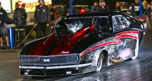NEOPMA Pro Mod Drag Racing Points Leader Tyler Hard