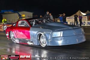 Steve Drummond Mustang Pro Mod