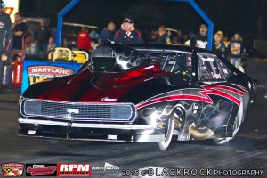 Tyler Hard once again captures the number one qualifying spot at Superchargers Showdown MDIR Nitrous Camaro Pro Mod
