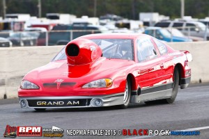 Alan Juhasz Grand Am Pro Mod