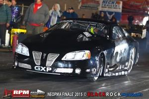 Gary Naughton Gil Christy Motorsports Pro Mod