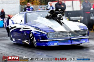 Kevin McCurdy has his best ever 5.81 pass on Atco Raceways Surface