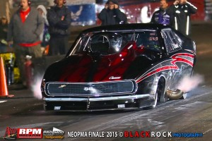 Tyler Hard, NEOPMA Pro Mod Drag Racing Champion 2015
