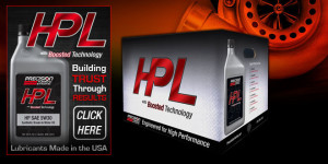 HPL Synthetic Motor Oil with Boosted Technology NEOPMA Associate Sponsor