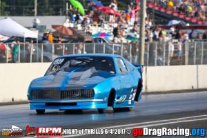 Andy Jensen Camaro Pro Mod, Atco Raceway Night Of Thrills With NEOPMA