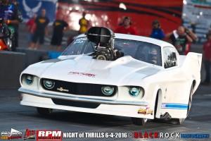 Angela Ray Kinson Shelby Mustang Pro Mod, Atco Raceway Night Of Thrills With NEOPMA