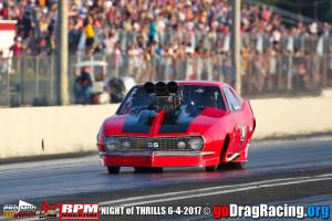 Bruce Boland Pro Mod, Atco Raceway Night Of Thrills With NEOPMA