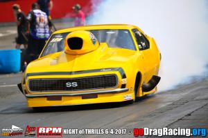 Cary Courtier Camaro Pro Mod, Atco Raceway Night Of Thrills With NEOPMA