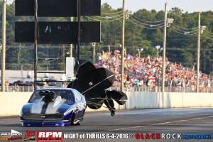 Kevin McCurdy Camaro Pro Mod Atco Night Of Thrills NEOPMA