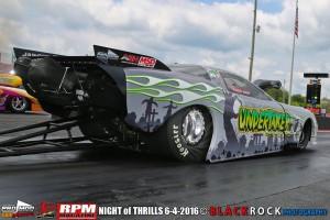 Tommy Gray's Undertaker Corvette Pro Mod