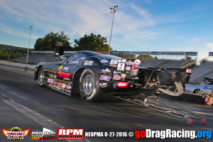 Billy Harper 2016 IHRA Champion Dodge Viper Pro Mod NEOPMA Winner