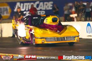 Fredy Scriba Nitrous Pro Mod Corvette