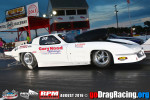 Gary Hood Race Cars Corvette at Capitol Raceway and NEOPMA Pro Mods