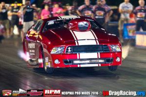 Robert Patrick Mustang Pro Mod