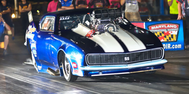 Steve King Wins NEOPMA Pro Mods Snap On Racing Superchargers Showdown Nationals at MDIR