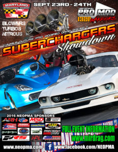 10,000 To Win NEOPMA Superchargers Showdown MDIR Sept-23rd-24th