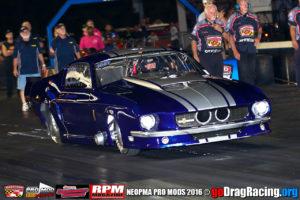 Tony Braglio Shelby Mustang Pro Mod
