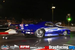 Kevin McCurdy At Capitol Raceway