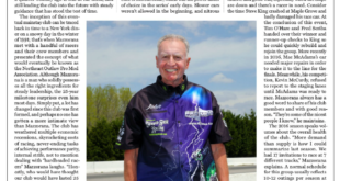 John Mazzorana And the Northeast Outlaw Pro Modified Association featured in Drag Illustrated January Issue