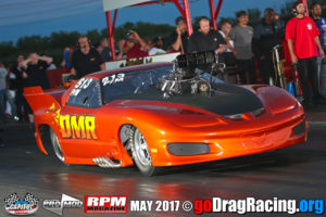 DMR Racing's newcomer to the NEOPMA family