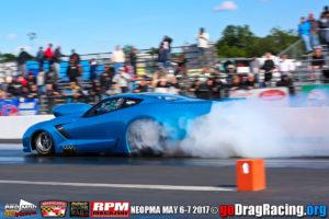 Dean Marinis Harry Pappas C7 Corvette Pro Mod