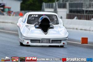 Gary Hood All Motor Vette Pro Mod