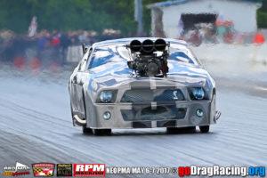 Al Martorino Supercharged Mustang Pro Mod