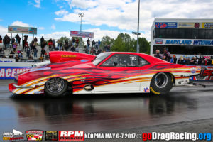 Vinny Budano Shafiroff Racing Engines Camaro Pro Mod