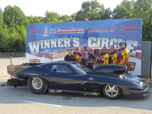 Fred Scriba Wins Super Chevy MDIR