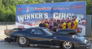 Fred Scriba Wins Super Chevy MDIR